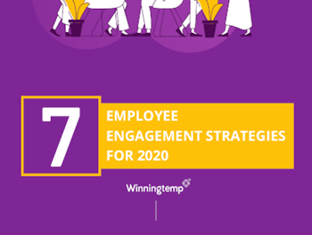 Winningtemp - 7 Employee Engagement Strategies for 2020