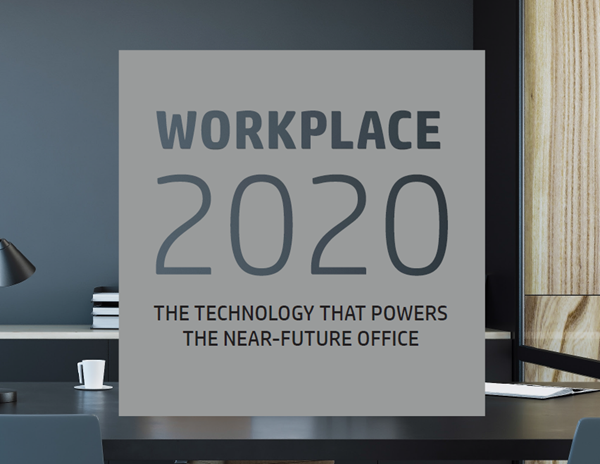 HP Workplace 2020: The Technology That Powers the Near-Future Office