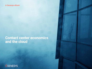 Contact Center Economics and the Cloud