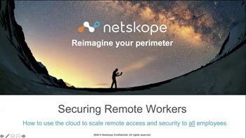 Securing Remote Workers