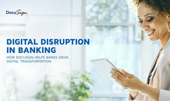 Digital Disruption in Banking