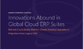 Unit4 Innovations Abound in Global Cloud ERP Suites