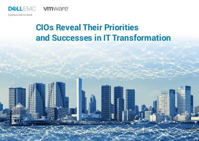 VMware CIOs Reveal Their Priorities and Successes in IT Transformation