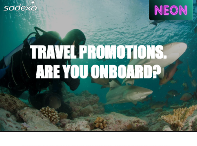 Sodexo Travel Promotions: Are you Onboard?