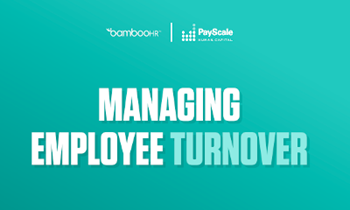Managing Employee Turnover