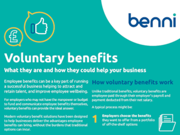 Benni Voluntary Benefits: what they are and how they could help your business