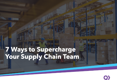 QuickBase 7 Ways to Supercharge Your Supply Chain Team