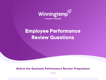 Winningtemp - Employee Performance Review Questions