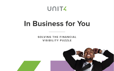 Unit4 Solving the Financial Visibility Puzzle