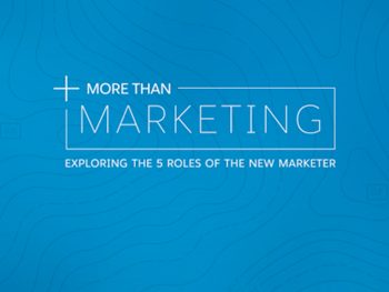 salesforce More Than Marketing