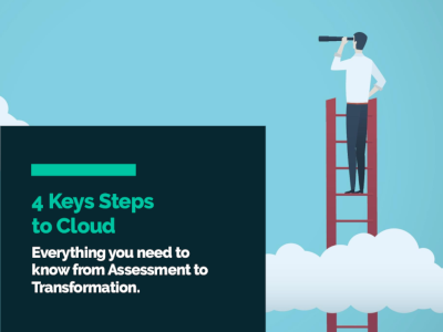 4 Keys Steps to Cloud by UKCloud
