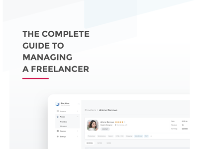 TalentDesk.io - The Complete Guide to Managing a Freelancer
