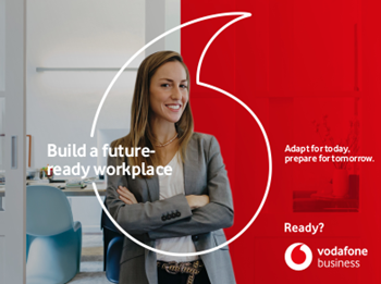 Vodafone Build a future-ready workplace