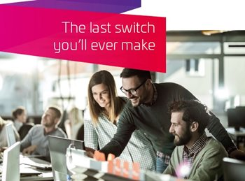 Realising Your Network Potential: The Last Switch You'll Ever Make