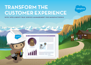 salesforce Transform the Customer Experience