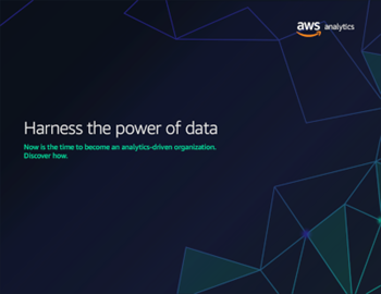 AWS Harness the Power of Data