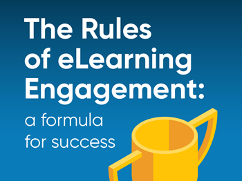 LearnUpon The Rules of eLearning Engagement: A Formula for Success