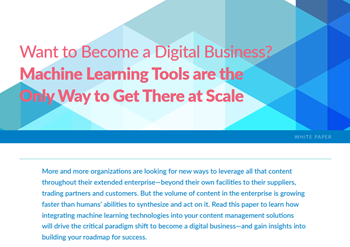 Box Scale Your Digital Business with Machine Learning
