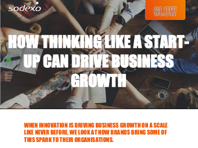 Sodexo How Thinking Like a Start-Up Can Drive Business Growth