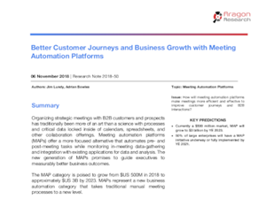 Jifflenow Better Customer Journeys and Business Growth with Meeting Automation Platforms