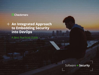 Checkmarx An Integrated Approach to Embedding Security into DevOps