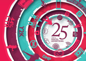 Adobe 25th Anniversary: Digital Advertising Grows Up