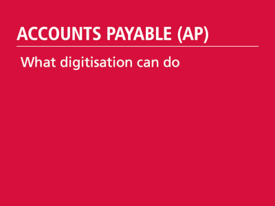 Ricoh Accounts Payable: What Digitisation Can Do