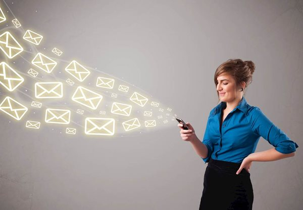 Email Marketing: Four Reasons It Works [Infographic]