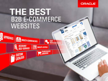 Oracle The Best B2B E-Commerce Websites