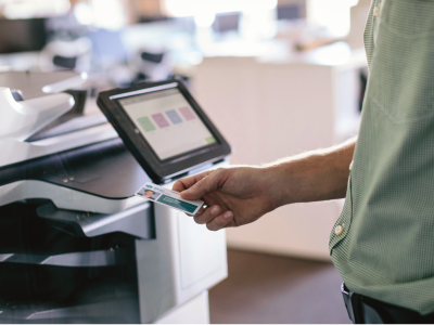 HP Managed Print Services Topic of Influence: Security