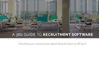 360 Resourcing A 360 Guide to Recruitment Software