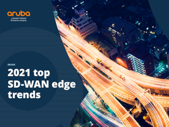 Silver Peak 2021: Top SD-WAN Edge Trends