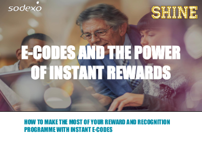 Sodexo E-Codes and the Power of Instant Rewards