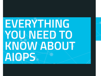 Moogsoft Everything you Need to Know about AIOps