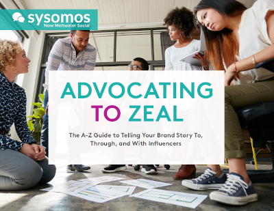 Sysomos The A to Z Guide for Influencer Marketing