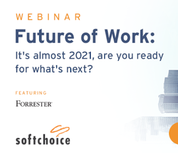 Softchoice Future of Work: Are you ready for what's next?