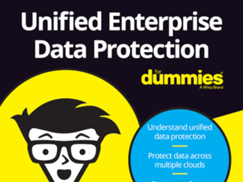 Veritas Unified Enterprise Data Protection for Dummies