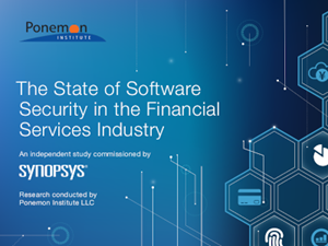 Synopsys - The State of Software Security in the Financial Services Industry