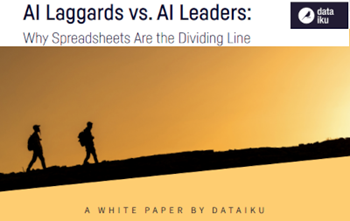AI Laggards vs. AI Leaders: Why Spreadsheets Are the Dividing Line
