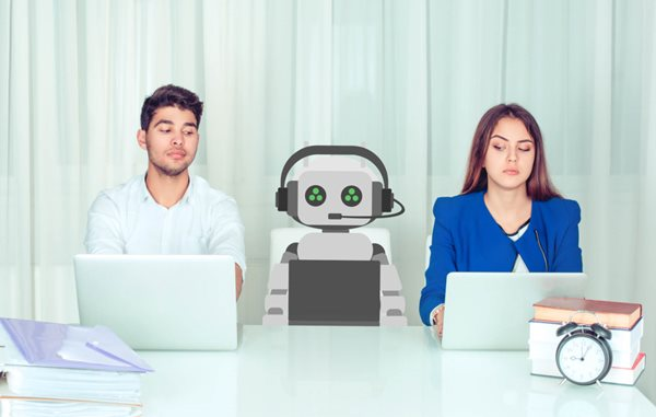 The Human Impact of Bots at Work
