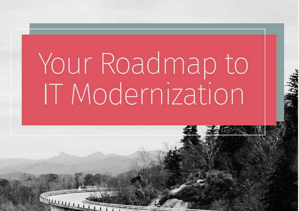 MuleSoft Your Roadmap to Government IT Modernization