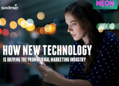 Sodexo How New Technology is Driving the Promotional Marketing Industry