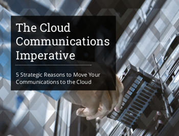 8x8 5 Strategic Reasons to Move Your Communications to the Cloud