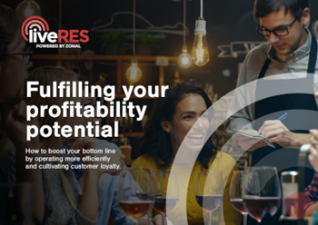 LiveRES Fulfilling Your Profitability Potential: How to Boost Your Bottom Line