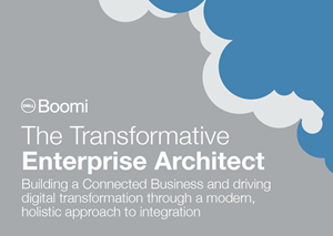 Dell Boomi The Transformative Enterprise Architect