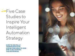 Kofax Five Case Studies to Inspire Your Intelligent Automation Strategy