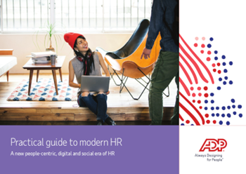ADP What challenges are HR professionals facing today?
