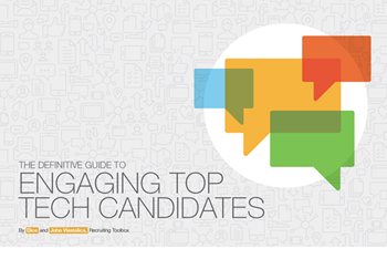 Dice Definitive Guide to Engaging Top Tech Talent