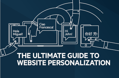 Progress The Ultimate Guide to Website Personalization