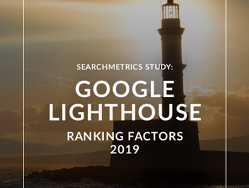 searchmetrics Google Lighthouse Ranking Factors
